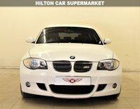 USED 2008 BMW 1 SERIES 2.0 118D M SPORT 3d 141 BHP