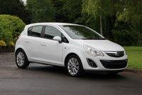 2012 VAUXHALL CORSA 1.2 SE 5d 83 BHP £4250.00