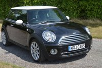 "USED 2009 59 MINI HATCH COOPER 1.6 COOPER D 3d 108 BHP 2 FORMER FMSH 17"" ALLOYS BLUETOOTH 6 SPEED INTERIOR LIGHT PACK TAX £20"