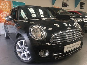 2010 MINI HATCH COOPER 1.6 COOPER D 3d 108 BHP