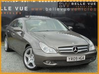 USED 2009 09 MERCEDES-BENZ CLS CLASS 3.0 CLS320 CDI 4d AUTO 222 BHP *FULL MB HISTORY, BIG SPEC*