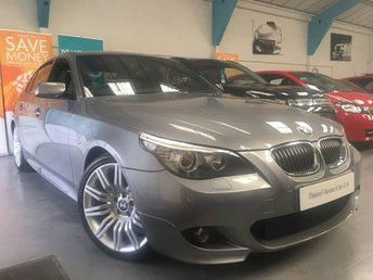 2009 BMW 5 SERIES 3.0 525D M SPORT 4d AUTO 195 BHP £SOLD