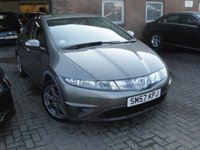 2007 HONDA CIVIC 1.3 SE I-DSI 5d 82 BHP £SOLD
