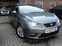 2012 SEAT IBIZA 1.2 TSI SE DSG 5d AUTO 104 BHP £4480.00