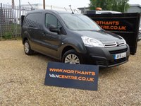 USED 2016 16 CITROEN BERLINGO 1.6 625 ENTERPRISE L1 HDI 5d