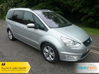 USED 2013 13 FORD GALAXY 1.6 TITANIUM X TDCI 5d 115 BHP Fantastic Top Spec One Owner Ford Galaxy Titanium X with Full Leather Seats, 7 Seats, Climate Control, Cruise, Control, Alloy Wheels and Ford Service History.