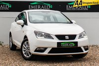 USED 2017 66 SEAT IBIZA 1.2 TSI SE TECHNOLOGY 3d 89 BHP £0 DEPOSIT FINANCE AVAILABLE, AIR CONDITIONING, AUX INPUT, BLUETOOTH CONNECTIVITY, CLIMATE CONTROL, DAB RADIO, DAYTIME RUNNING LIGHTS, SATELLITE NAVIGATION, STEERING WHEEL CONTROLS, TOUCH SCREEN HEAD UNIT, USB INPUT