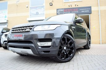 2016 LAND ROVER RANGE ROVER SPORT 3.0 SDV6 HSE AUTOMATIC