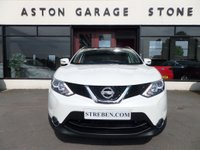 USED 2015 15 NISSAN QASHQAI 1.5 DCI N-TEC PLUS **NAV * PAN ROOF * CAMERAS** ** LDW * BRAKE ASSIST * PAN ROOF * NAV **