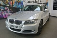 2012 BMW 3 SERIES 2.0 318D EXCLUSIVE EDITION 4d 141 BHP £5994.00