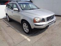 2007 VOLVO XC90 2.4 D5 SE 5d AUTO 183 BHP £5975.00