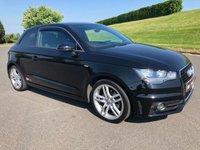 2011 AUDI A1 1.4 TFSI S LINE 3d 122 BHP £8995.00