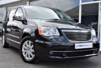 2014 CHRYSLER GRAND VOYAGER 2.8 CRD LIMITED 5d AUTO 178 BHP ONE OWNER 7 SEATER £24990.00