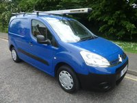 2014 CITROEN BERLINGO 1.6 625 ENTERPRISE L1 HDI 1d 74 BHP £5500.00