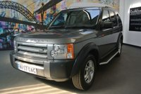 2008 LAND ROVER DISCOVERY 2.7 3 TDV6 GS 5d 188 BHP £10994.00
