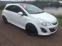 USED 2011 11 VAUXHALL CORSA 1.2 LIMITED EDITION 3d 83 BHP ***FULL BLACK PACK***