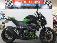 USED 2014 64 KAWASAKI Z800 806cc ZR 800 AEF  ONLY 11,000 MILES WITH FSH!!!