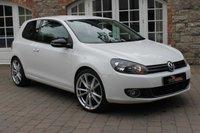 2012 VOLKSWAGEN GOLF 2.0 GT TDI 3d 138 BHP £7450.00