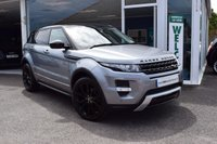 USED 2014 14 LAND ROVER RANGE ROVER EVOQUE 2.2 SD4 DYNAMIC LUXURY 5d AUTOMATIC 190 BHP 4X4