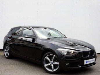 2013 BMW 1 SERIES 1.6 116I SE 5d 135 BHP £10495.00