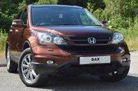 2011 HONDA CR-V 2.0 I-VTEC ES 5d AUTO 148 BHP £10990.00