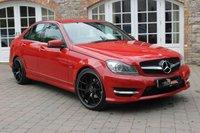 2011 MERCEDES-BENZ C CLASS 2.1 C250 CDI BLUEEFFICIENCY SPORT 4d AUTO 202 BHP £9950.00