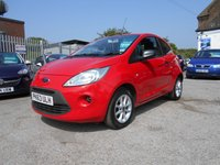 2014 FORD KA 1.2 STUDIO PLUS 3d 69 BHP £4595.00