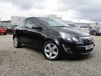 2012 VAUXHALL CORSA 1.2 SXI 3d 83 BHP £4750.00