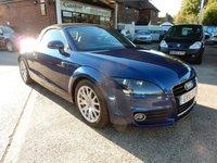 2010 AUDI TT 1.8 TFSI 2d 160 BHP £6990.00