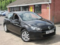 2012 VOLKSWAGEN GOLF 1.6 TDI MATCH DSG AUTOMATIC 5dr £6990.00