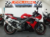 2005 YAMAHA YZF R6 599cc YZF R6  £3995.00