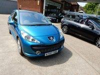2007 PEUGEOT 207 1.6 GT HDI 5d 108 BHP £2750.00
