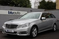 2012 MERCEDES-BENZ E 350 3.0 CDI BLUE EFFICIENCY S/S AVANTGARDE 5d 265 BHP £13495.00