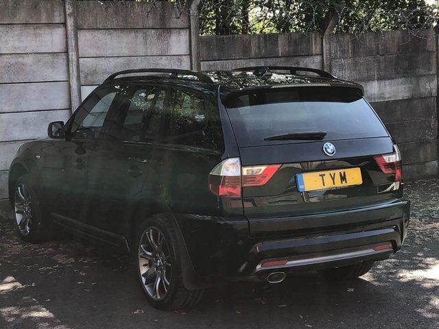 2009 BMW X3 Xdrive20d Limited Sport Edition £8,495
