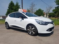 USED 2015 15 RENAULT CLIO 1.5 DYNAMIQUE S MEDIANAV DCI 5d AUTO 90 BHP BUY 12 MONTH RAC WARRANTY £195.00 GET 2ND YEAR FREE !