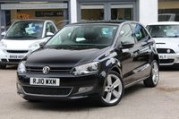 2010 VOLKSWAGEN POLO 1.2 TSI 105ps SEL 5 Door Petrol Hatchback £8290.00