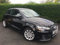 2011 AUDI A1 1.6 TDI SPORT 3d 103 BHP, GREAT CONDITION THROUGHOUT £5995.00