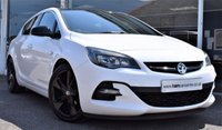 2015 VAUXHALL ASTRA 1.6 LIMITED EDITION BLACK STYLING PACK 5d 115 BHP £8990.00
