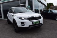 2012 LAND ROVER RANGE ROVER EVOQUE 2.2 SD4 PURE TECH 5d AUTOMATIC 190 BHP BLACK STYLING PACK BIG SPEC £21690.00