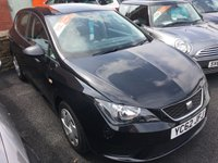 USED 2012 62 SEAT IBIZA 1.2 S A/C 5d 69 BHP, IDEAL FIRST CAR