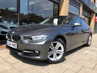 USED 2015 64 BMW 3 SERIES 1.6 316I SPORT 4d AUTO 135 BHP