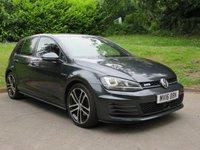 2016 VOLKSWAGEN GOLF 2.0 GTD DSG 5d AUTO 182 BHP £17990.00
