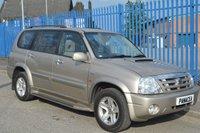 2005 SUZUKI GRAND VITARA 2.0 XL-7 TD 7STR 5d 108 BHP £2250.00