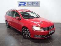 USED 2012 62 VOLKSWAGEN PASSAT 1.6 SPORT TDI BLUEMOTION TECHNOLOGY 5d 104 BHP