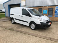 2015 CITROEN DISPATCH 1.6 1000 L1H1 ENTERPRISE HDI 1d 89 BHP £8295.00