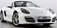 "USED 2013 13 PORSCHE BOXSTER 2.7 981 PDK 2dr PCM Nav, Heated Seats, 19""s ++"