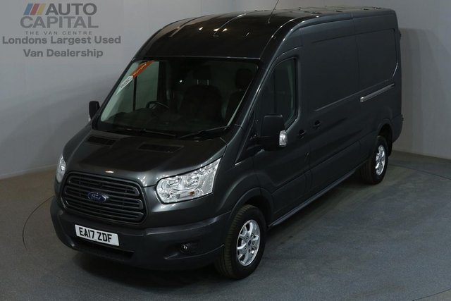 2017 17 FORD TRANSIT 2.0 350 129 BHP L3 H2 LWB MEDIUM ROOF A/C E6 ONE OWNER FROM NEW, MANUFACTURE WARRANTY UNTIL 18/07/2020
