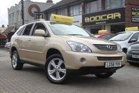 2008 LEXUS RX 3.3 400H SE-L CVT 5d AUTO 208 BHP £10995.00