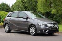 2013 MERCEDES-BENZ B CLASS 1.6 B180 BLUEEFFICIENCY SE 5d AUTO 122 BHP £12490.00