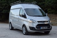 USED 2015 15 FORD TRANSIT CUSTOM 2.2 290 LIMITED LR P/V  153 BHP